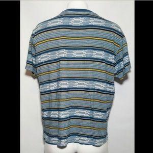 Free Planet Shirts - Free Planet Tshirt Stripes Cotton